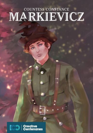 Constance Markievicz Graphic Novel